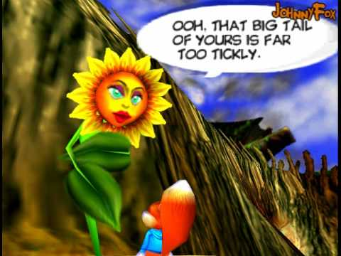 Conker's Bad Fur Day - #06 - Pollinate