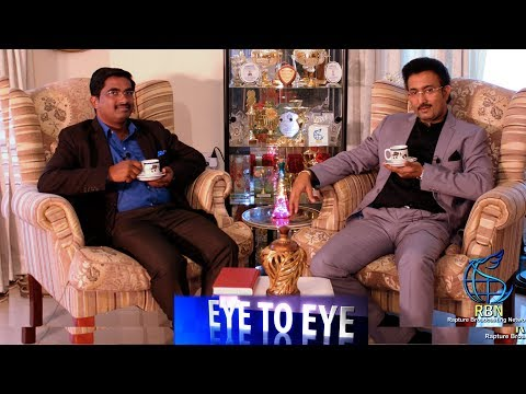 Eye to Eye :Interview With Dr.Ashok,Gems Ministry,Bihar