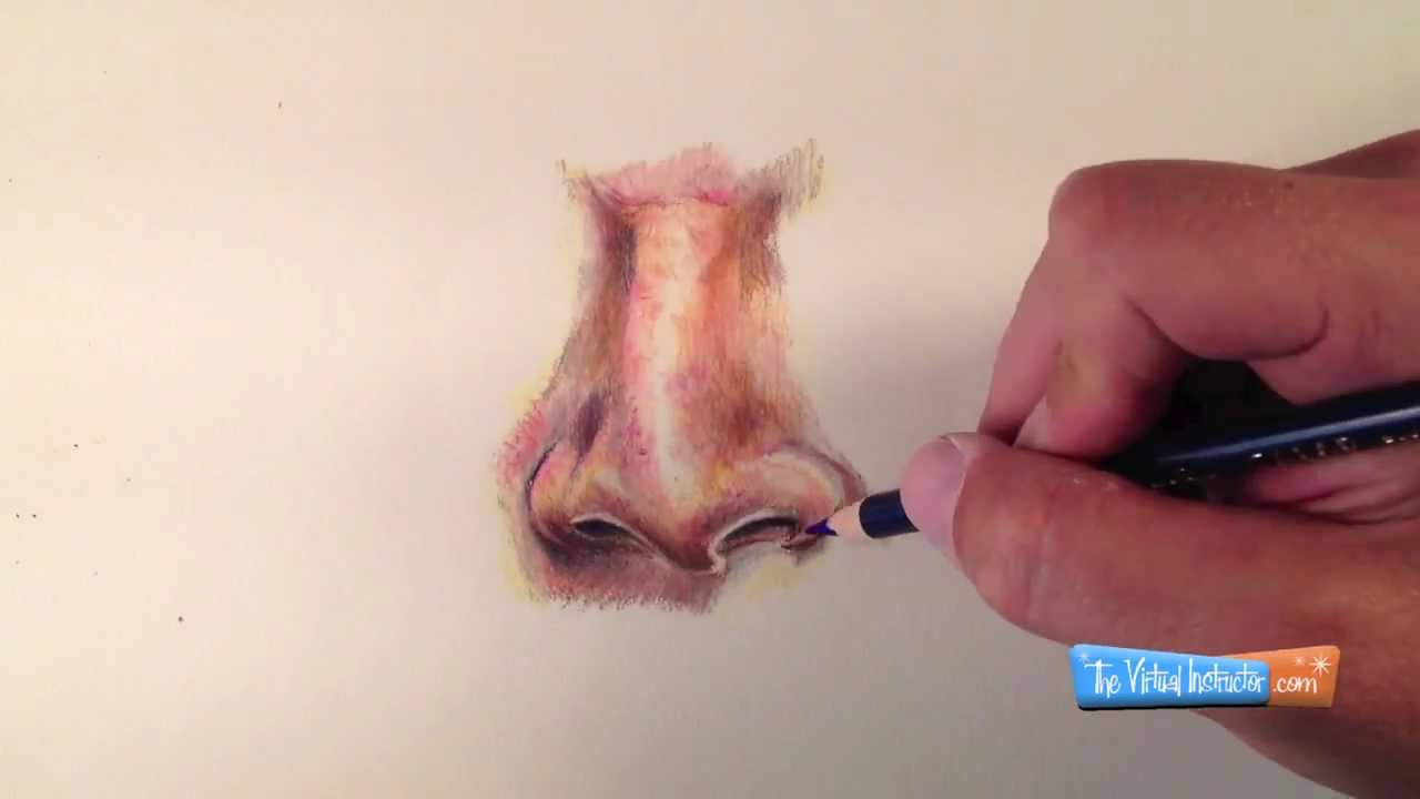 How to draw with colored pencils - How To Draw With Colored Pencils 34