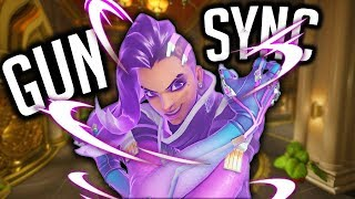 Overwatch Gun Sync - Imagine Dragons - Natural