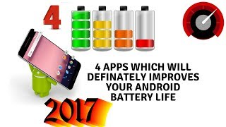 My Own Top 4  Android Battery Saver App In Future .