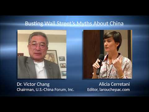 Busting Wall Street Myths About China: An Interview with Dr. Victor Chang