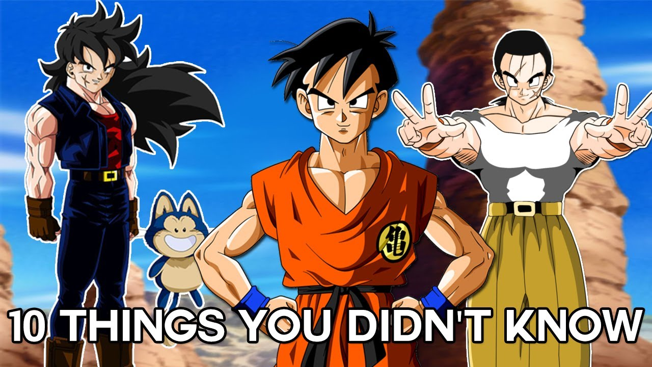 10 Things You Didnt Know About Yamcha Probably Dragon Ball