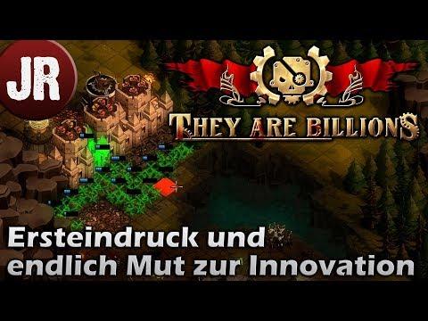 They are Billions - Ersteindruck und endlich Mut zur Innovation [4K60]