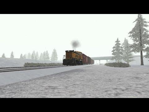 Train Simulator 2019 SW1500 BNSF |