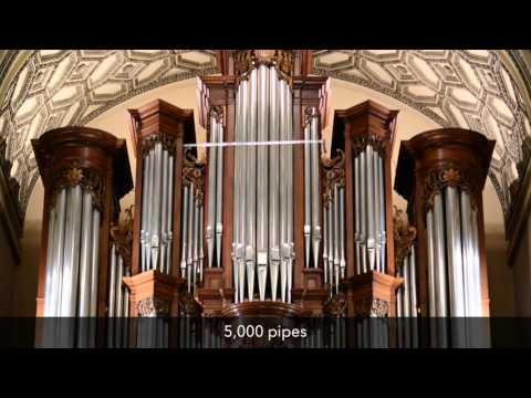 NP Mander Organ Recital - K. Scott Warren - Sun, Feb 21 2016 at 3 PM