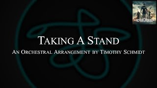 Cover images Henry Jackman - Taking A Stand (Orchestral Arrangement)