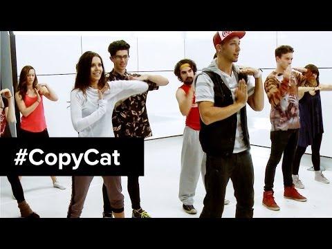 The 10 Minute Group Challenge on D-Trix Presents Dance Showdown 3