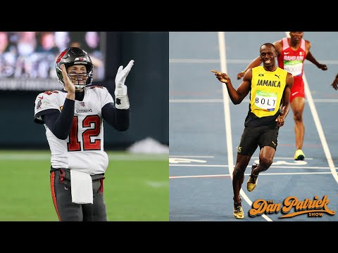 Usain Bolt Or Tom Brady, Whose Career Would You Rather Have, Ato Boldon? | 05/10/21