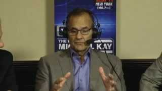 Joe Torre on Derek Jeter & his career with the Yankees - The Michael Kay Show