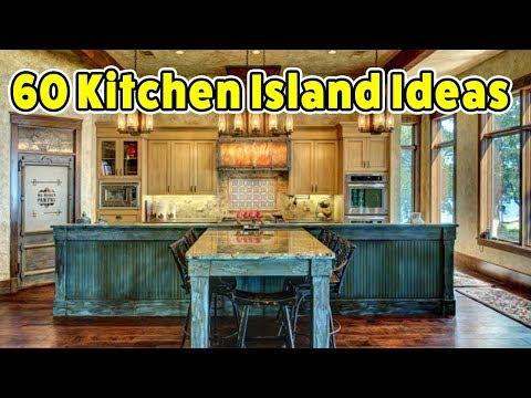 60 Kitchen Island Ideas - CREATIVE DESIGN IDEAS