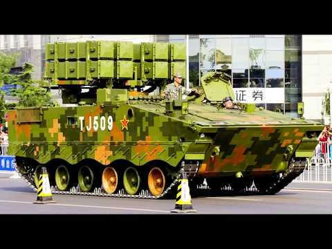 Norinco & CNR - HJ-10 & HJ-12 Laser Guided ATGM Live Firing Demonstration [720p]