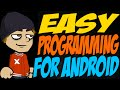 Easy Programming for Android