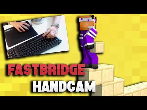 FASTBRIDGE HANDCAM! ☀ Bedwars