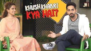 Badhaai Ho Ayushmann | Par Khush Khabri Kya Hai?
