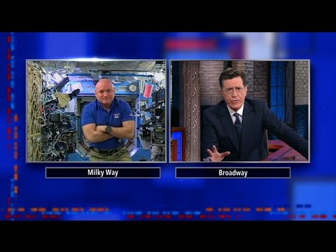 Scott Kelly Doesn't Have Space Madness... Yet