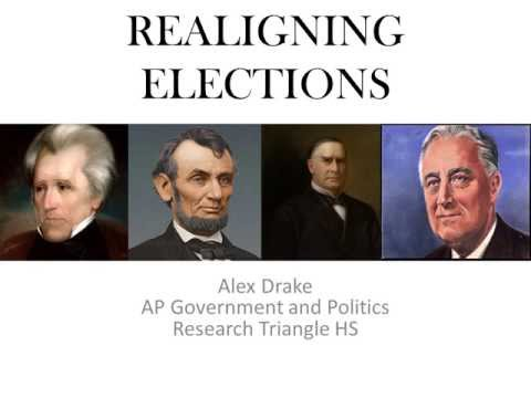 Realigning Elections in the U.S.