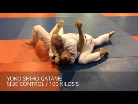 Osaekomi Waza for BJJ (the art of pinning and transition)