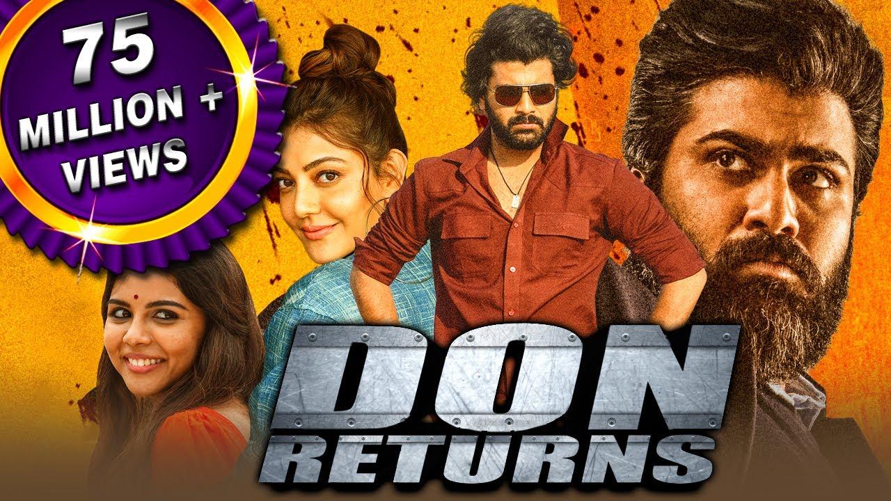 Download Don Returns (Ranarangam) 2021 New Released Hindi Dubbed Movie| Sharwanand, Kajal Aggarwal, Kalyani