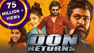 Don Returns (Ranarangam) 2021 New Released Hindi Dubbed Movie| Sharwanand, Kajal Aggarwal, Kalyani