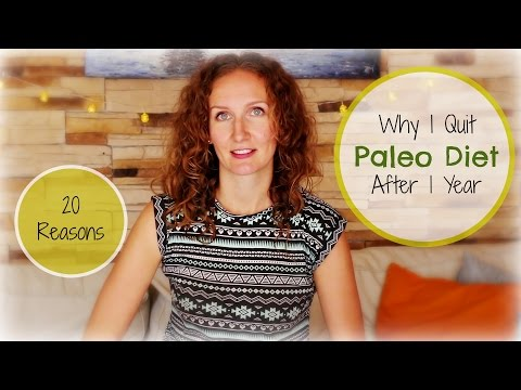 Why I Quit Paleo Diet After 1 Year