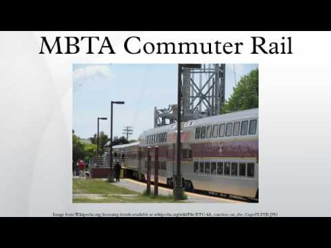 MBTA Commuter Rail