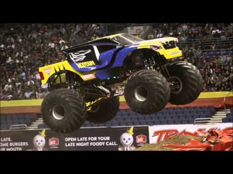Monster Jam Theme Songs Wolverine Youtube