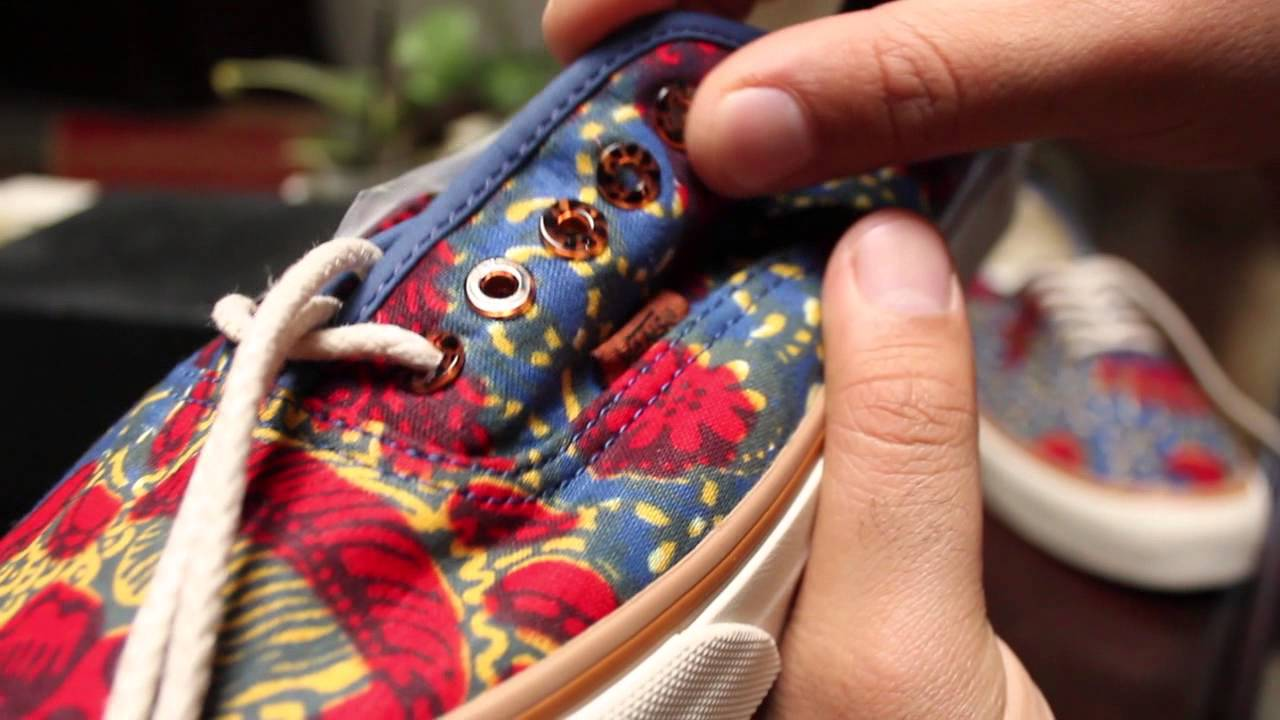 409d15c9b8 Vans Vault X Bodega OG Authentic LX - YouTube