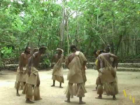 Vanuatu Glimpses of Futuna dancing & arts