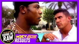 EC3 / Velveteen Dream: BEST SEGMENT EVER? 205 Live & NXT Review & Results! Going In Raw Podcast
