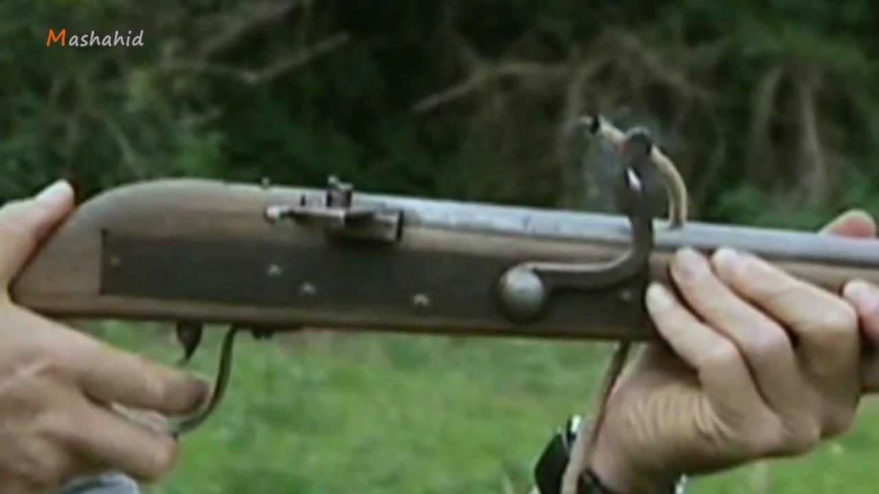 كيف تم صناعة البارود (المادة المتفجرة) في الأسلحة النارية ؟!