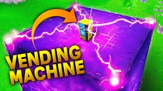 HOW TO DESTROY VENDING MACHINE..!!! | Fortnite Funny and Best Moments Ep.217 (Fortnite Battle Royale