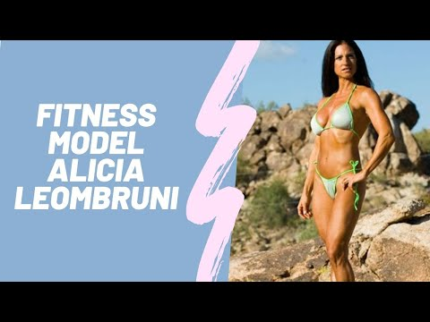 DB Sumo Squat Jumps | Fitness Model Alicia Leombruni