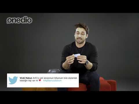 Alp Navruz Sosyal Medyadan Gelen Soruları Cevaplıyor!