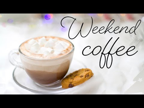 Weekend Coffee JAZZ Music - Cozy Morning JAZZ