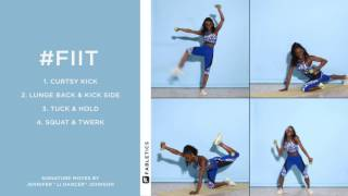 #FIIT | 4 Total-Body Moves Using Light Weights