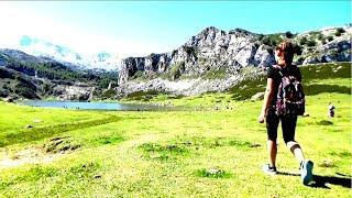 Senderismo por Lagos de Covadonga (Picos de Europa, Asturias) | denilbase Vlog