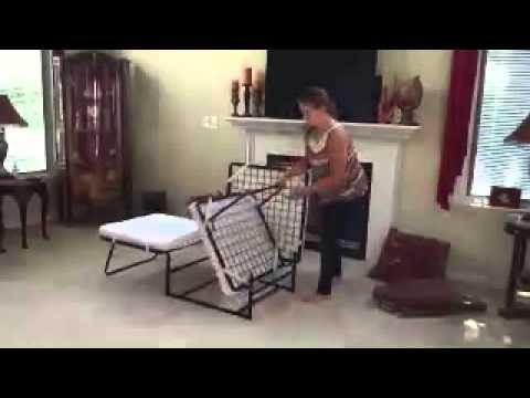 Nova Furniture Sleeper Ottoman
