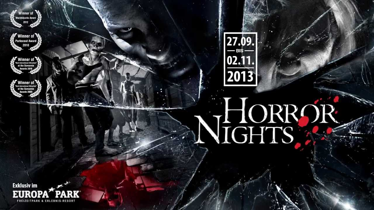 official trailer - horror nights 2013 - youtube