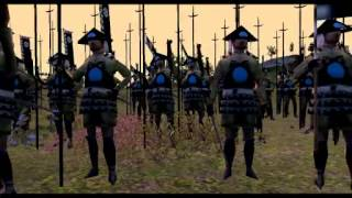 Total War:Shogun 2-Gameplay (PC)