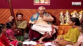 Indian classical music Lessons By Dr. Nookala China Sathyanarayana - part 17