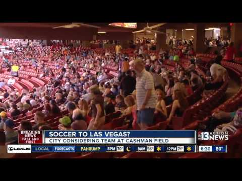 Las Vegas City Council approves negotiations with United Soccer League