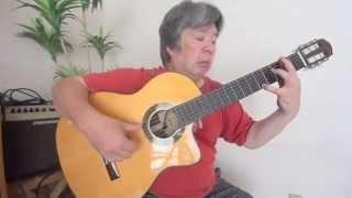 Love Is A Many-Splendored  Thing~慕情(Guitar Score+Tab)ジョアン杉田ギター編曲・演奏
