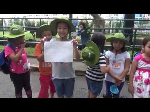 Science camps 2016 - Academy of Science for Kids Thảo cầm viên