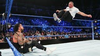 มวยปล้ำพากย์ไทย Roman Reigns & Usos vs McMahon, Bryan, Rowan & Elias: SmackDown LIVE, May 14, 2019