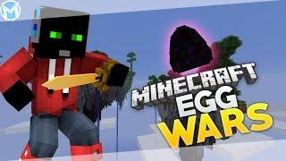 Brutální hra s půlkou HP! :O | Eggwars [MarweX]