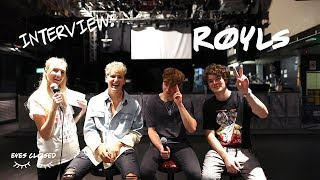 Interview With RØYLS - Debut EP, Peter Pan Scars & Biggest Fears