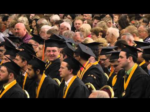 University of Iowa College of Engineering Commencement - May 16, 2015 on YouTube