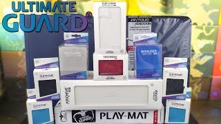 Ultimate Guard - The BEST Pokemon Trading Card Protection and Storage Products!