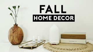 FALL HOME DECOR HAUL! AUTUM HOME DECORATIONS 2018 + $100 GIVEAWAY